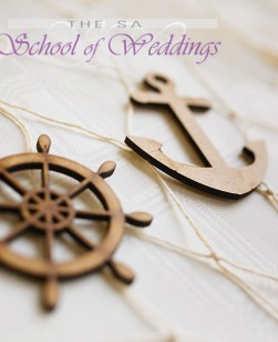 Nautical Inspired Wedding