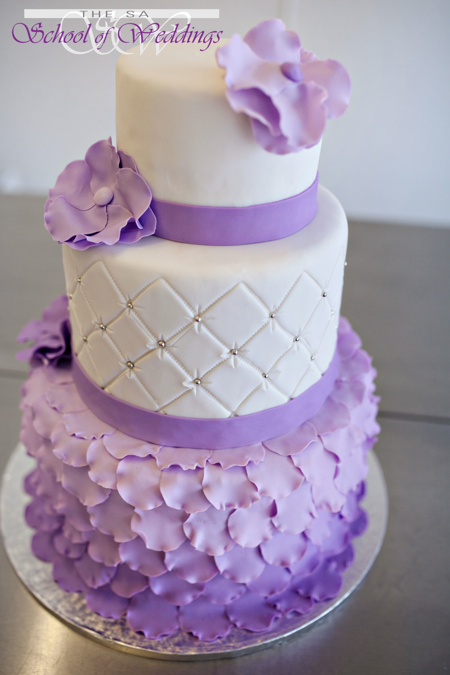 Gallery of Wedding Cakes