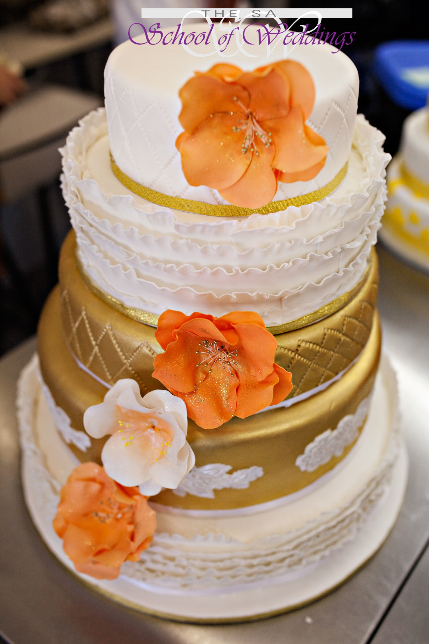 Cake Decorating Course Uk : 85+ [ Outstanding Wedding Cake Courses Pictures Design ...