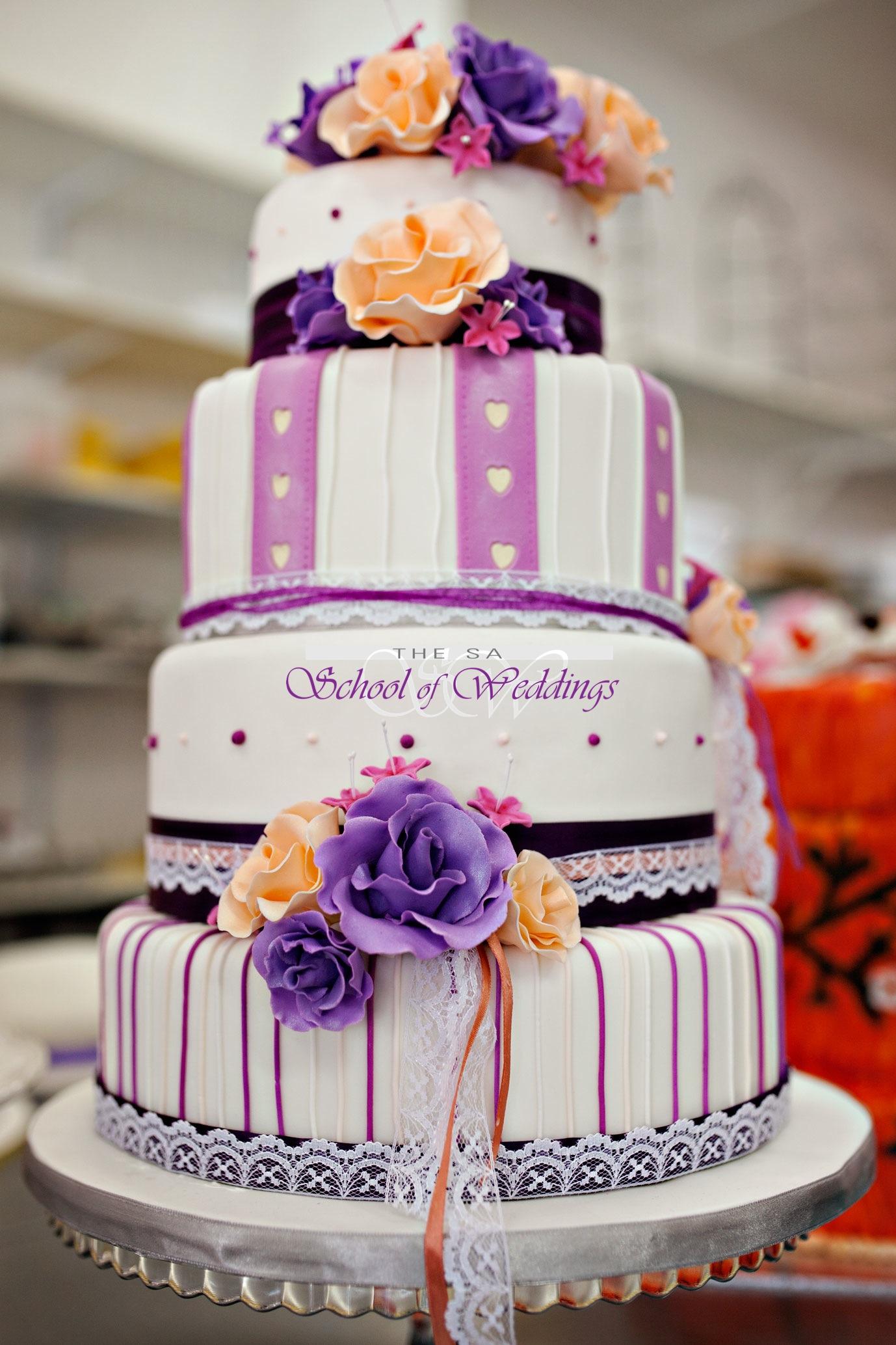 gallery of wedding cakes
