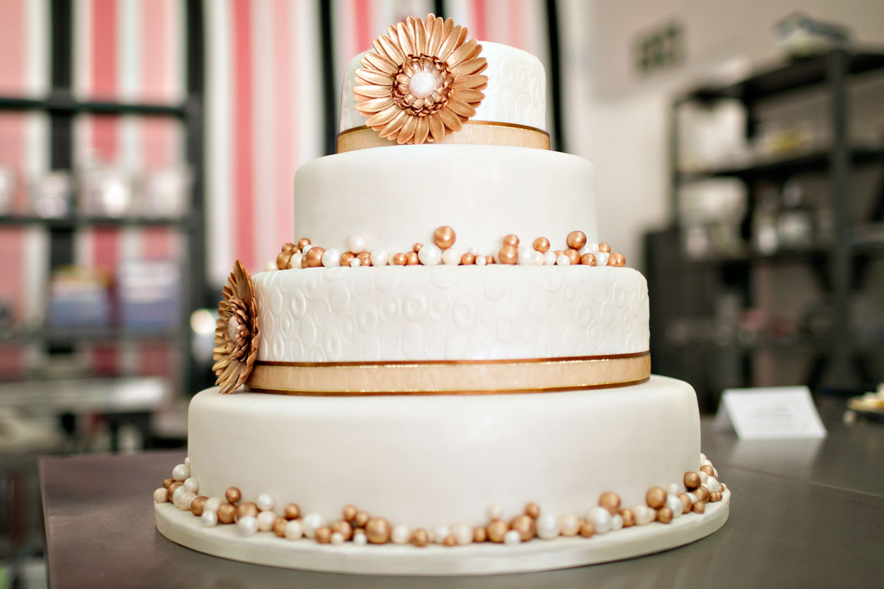 Wedding Cake Courses on Cake Baking & Decorating at the SA ...