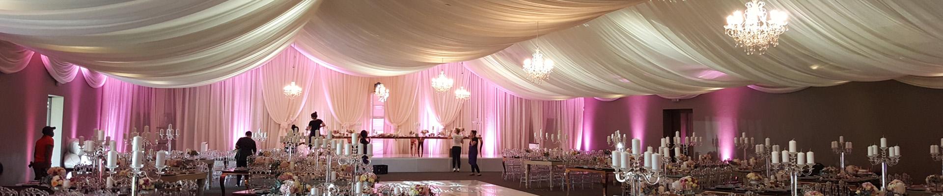 Wedding decor courses in johannesburg