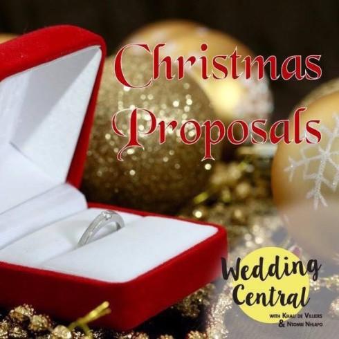 Festive Proposals
