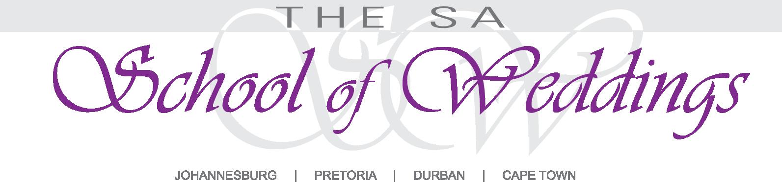 SA School of Weddings