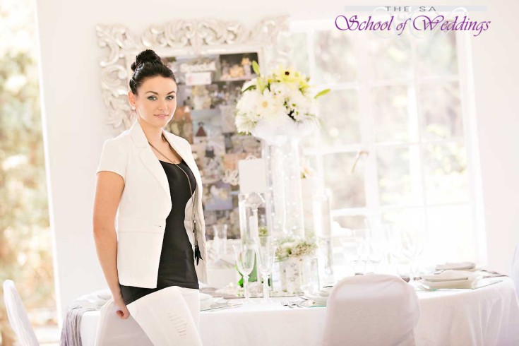 how to become a wedding planner sa school of weddings