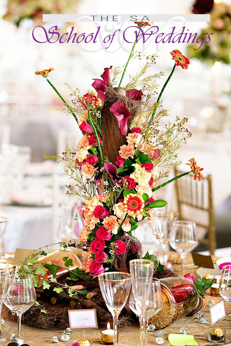 Wedding and event flower arranging courses