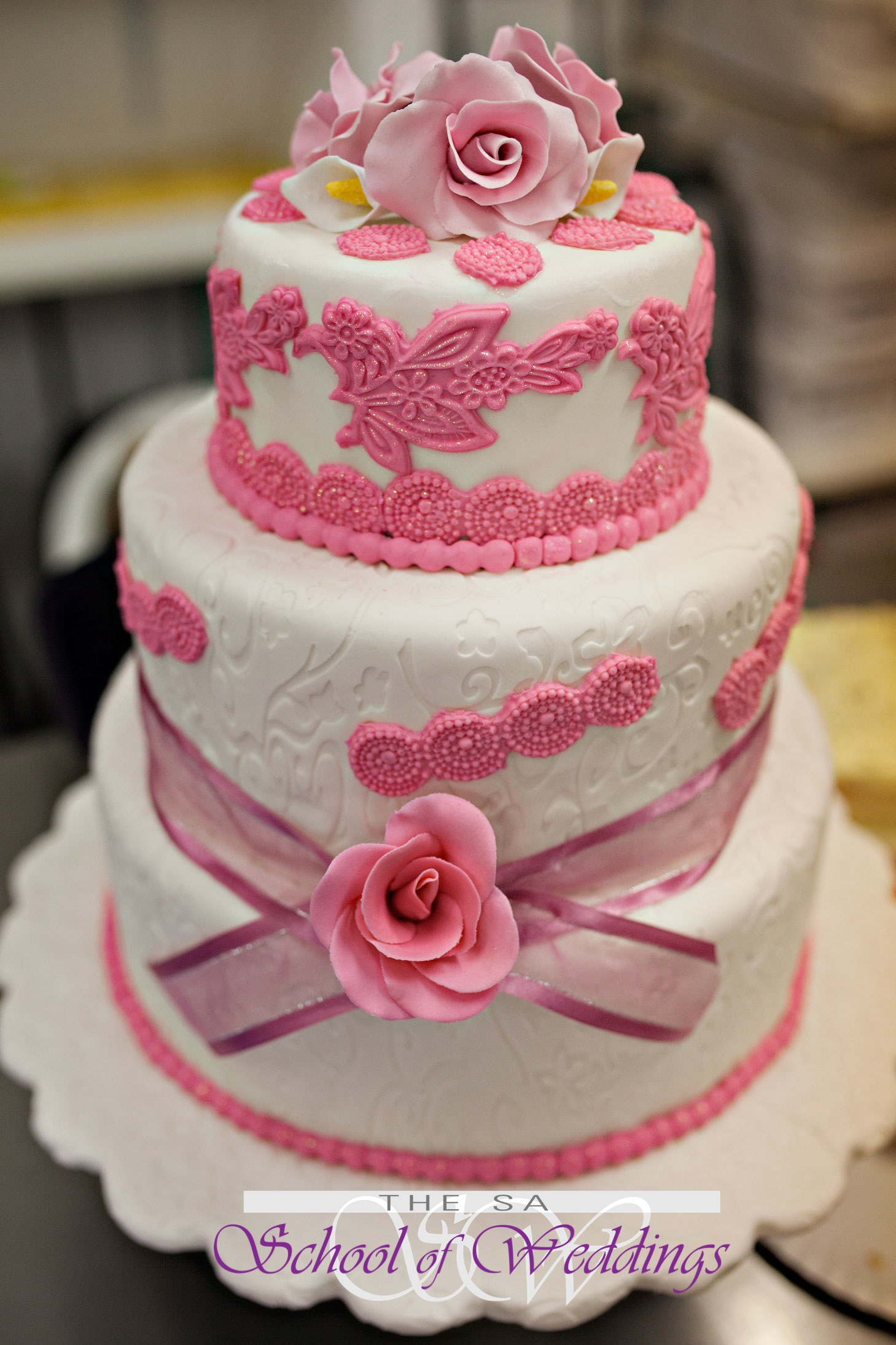 wedding cake courses gallery of wedding cakes wedding cakes courses 8602